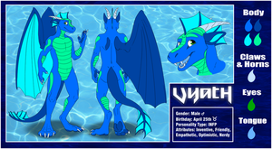 Vyath Ref Sheet (version 2.5) by VyathRekaer