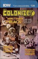 IDW Colonized #2 by mytymark