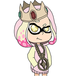 Pearl MC Princess by InkelyTheHedeling13