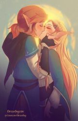 Breath of the Wild by ChrissaBug