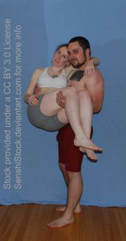 Wedding Carry Pose Reference for Drawing by SenshiStock