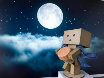 Danbo Mid-Autumn Moon Festival by thomasng