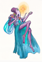 Illithids came from beyond the stars... by wingsgirl