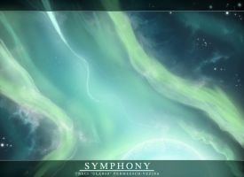 Space Art - Symphony by Ulario