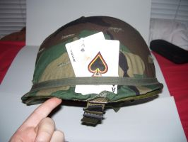 M-1 Helmet Post Vietnam 4 by Jan3090