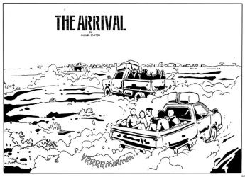 The Arrival by pictishscout