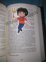 Percy Bookmark by AngelTany