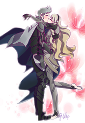 I Choose You (Cyrus X Corrin) (Silas X Kamui) by 0MoonBoots0