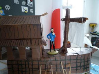 The Extraordinary Adventure of the Captain Haddock by TheSaurus763