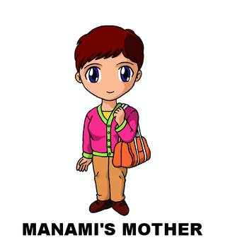 #142: Manami's Mother by TinySailorMoon