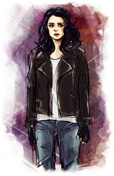 jessica jones by happpenstance
