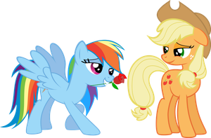 [CE] Appledash Date by DayDreamSyndrom