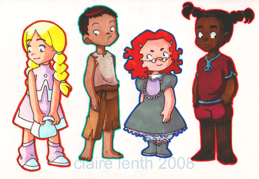 Circle Tots by prismageek