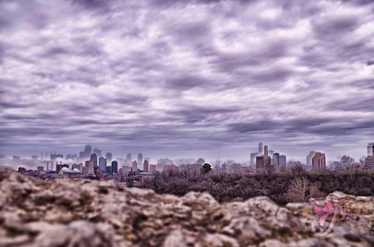 (c) Shadows Upon KC by PINKphotographer
