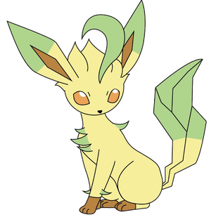 6757e442e A Natural New Life: Leafeon TF (Trade) by CrazyNaut on DeviantArt