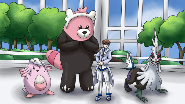 Normal gym leader: Jutlu by Nojiko444