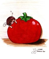 Romano's Love by pinsel-chan