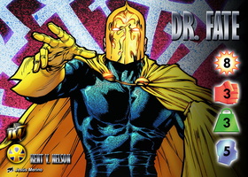 Dr. Fate (Kent V. Nelson) Character by overpower-3rd