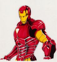 Iron Man by anays555
