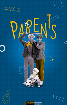 Parents { Wattpad Cover } by sadreamer01