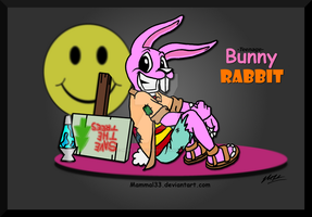 Teenage Bunny by Most-High-Studios