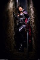 Fiora in the Shadows by yayacosplay