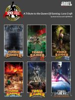 20 years of Tomb Raider Announcement by JhoCorrea