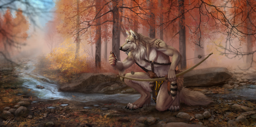 Following the trail by Wolnir