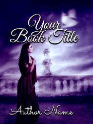 The ghost story -Premade-book-cover by nishagandhi