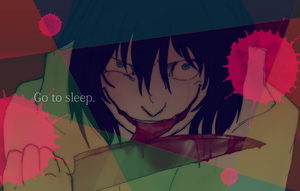 Jeff the Killer by jubeated