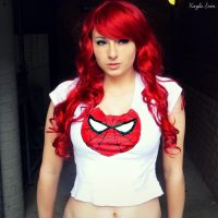 Spider Man: Up close and personal by KaylaErinOfficial