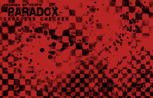 Paradox - Careless Checker by ryuyu