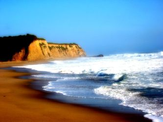 Route 1 California Beach by uttim