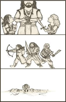 The Line of Durin by Everyberry