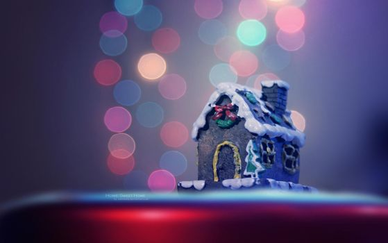Home Sweet Home wallpaper by Evey90