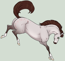 N4796 Hannah [Natural Mare] by Plants-And-Tattoos