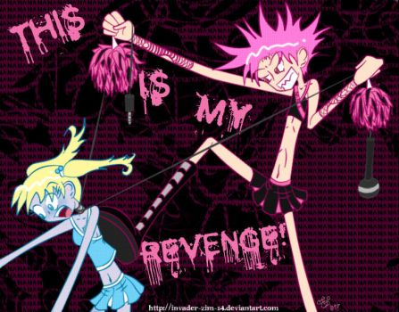 MSI - Revenge by invader-zim-14
