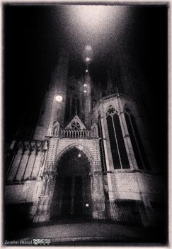 Cathedral of Metz(France) - Variant 6 by rapedbutshaved