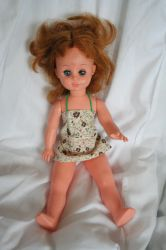 doll stock 1 by JustinByerline-Stock