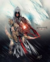 Assassin's Creed by Trustkill-Jonathan