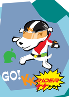 GO KK RIDER by rush57