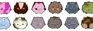Bloob adopts open by HamsterFluf