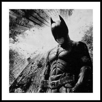 Batman by AlexFleming