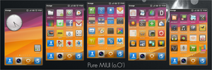 Pure MIUI for QQLauncher by ZduneX25