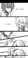 Failed confession?! by Mellobo