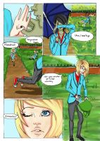 Adventure Time: ChapterOne PageSix by xCatFace