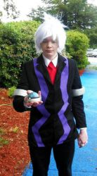 Steven Cosplay by Pyroluminescence