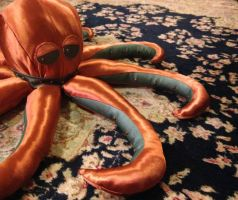 Hector the Octopus: 3 by phantomonex