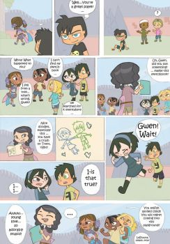 Total drama kids comic pag 10 by Kikaigaku