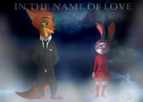 In The Name Of Love by SandyTheHedgie